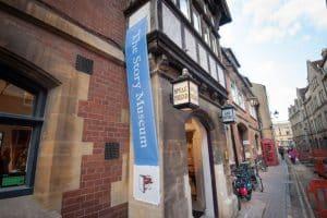 Secret Spots in Oxford 3